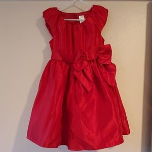 Girls Size 5 Red Gymboree Dress